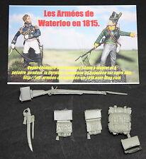 54mm-EQUIPEMENTS CORPS DES GRENADIER -1815-WATERLOO-NAPOLEON-HISTOREX-1er EMPIRE