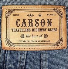 CARSON TRAVELLING HIGHWAY BLUES THE BEST OF CD NEW