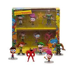 FAIRLY Odd Parents giocattolo Mini Figures BOX SET-Timmy COSMO Wanda da Nick Toons