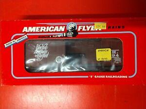 AMERICAN FLYER 1994 NASG COMMEMORATIVE CAR 6-48486 VINTAGE NEW N BOX