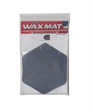 Wax Mat Panel Kit, Honey Comb Surfboard Deck Traction Kit, Shortboard, Dark Grey