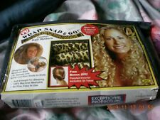 Wrap, Snap & Go! Comfort Hair Rollers With Bonus Gift! Inverter Included
