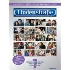 """LINDENSTRASSE """"DAS 7. JAHR"""" 10 DVD COLLECTORS BOX NEU"""