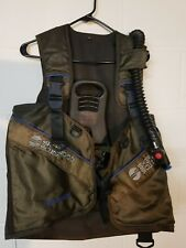Sherwood Silhouette Vest Mens Size L Scuba Vest Diving Equipment