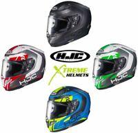 HJC RPHA 11 Pro Chakri Helmet Full Face DD-Ring Fastening DOT ECE XS-2XL