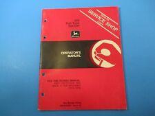 John Deere Operators Manual Om-N159561 550 Pull Type Sprayer Issue K0 M5101