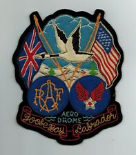 Large, rare USAAF RCAF Ferry Command, Air Transport Command patch - WWII issue