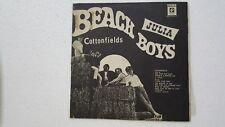 """The Beach Boys """"Cottonfields """" Rare Unique Malaysia Only Cover 60's Uranya LP"""