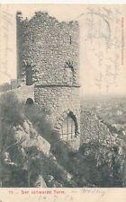 Ak, Ansichtskarte, Der schwarze Turm G1901