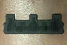 Lexus Gx460 2014-2020 1 Pcs Black All Weather Mat 3Rd Row Pt908-60143-20