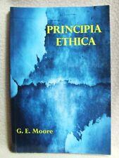 Principia Ethica by G.E. Moore. modern paperback