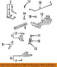 Pontiac GM OEM 01-05 Aztek Stabilizer Sway Bar-Rear 10301770