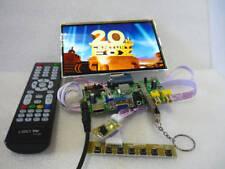 "7"" HD LCD automotive drive board TV plate suite of IPS screen HSD070PWW1 panel"
