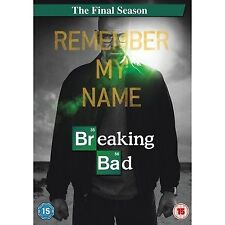 Breaking Bad - The Final Season (DVD, 2013, 3-Disc Set, Box Set) NEW AND SEALED