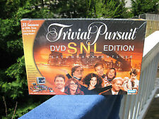 TRIVIAL PURSUIT DVD SNL EDITION *SATURDAY NIGHT LIVE~NEW & FACTORY SEALED!