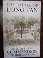 History Battle of Long Tan Vietnam 1966 6th Batt Told by Commanders 1st edition