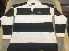 New listing Vintage Guinness Beer Mens Rugby Shirt Official Merchandise Long Sleeve Pre-Worn