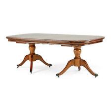 Ex John Lewis Lille 6-8 Seater Pedestal Dining Table -ex Willis & Gambier stock