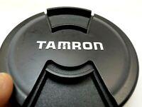 Tamron 77mm Front Lens Cap snap on type  Genuine original AF SP Di