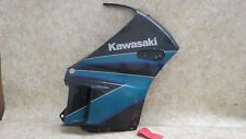 OEM 1992 Kawasaki Ninja ZX600 ZX6 Upper Right Side Fairing Plastic Used