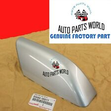 GENUINE TOYOTA 03-09 4RUNNER SILVER REAR DRIVER ROOF RACK LEG COVER 63494-35011