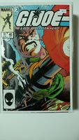 MARVEL 40 G.I. JOE A REAL AMERICAN HERO! High Grade Comic Book K4-27
