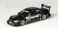 Mercedes CLK Dtm 2003 M. Fassler 1:43 Model 400033309 MINICHAMPS