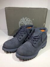 Timberland  Chukka Mens   Sz 8.5 Grey  Waterproof Boots Z5-785