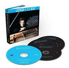 Vladimir Ashkenazy Georg Solti - Beethoven: The Piano Co (NEW 3CD+BLU-RAY AUDIO)