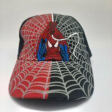 Marvel Amazing Spider-Man Back in Black Kids Baseball Hat Cap Embroidered