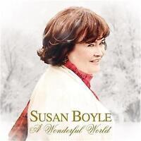 SUSAN BOYLE A Wonderful World CD BRAND NEW