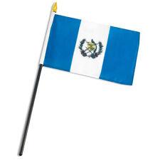 "Guatemala 4""x6"" Flag Desk Table Stick"