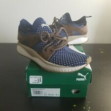 Used New PUMA Tsugi Blaze Evoknit Dot Size 9.5 Running Shoes