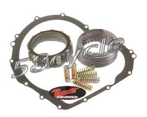 2006-2020 R6 Barnett Clutch Kit Complete w/Kevlar Rebuild + OEM Gasket 2011 2012
