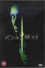 Sigourney Weaver Alien Resurrection 1997 Jeunet Sci-fi Sequel 4 UK DVD