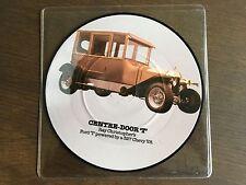 "EVERLY BROTHERS Centre-Door T UK PICTURE DISC 7"" 1979 vinyl 45 Bird Dog LIG 9018"