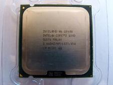 Intel Core 2 quad q8400 - 2,66 GHz quad-core 4mb CPU; procesador; slgt 6