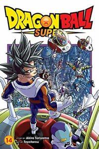 New Dragon Ball Super Vol. 14 Akira Toriyama Paperback Book