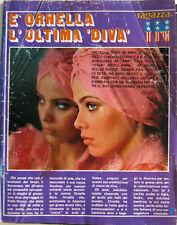 RAGAZZA IN 32 1980 Ornella Muti Van Halen Alunni Del Sole Oliver Onions Bennato