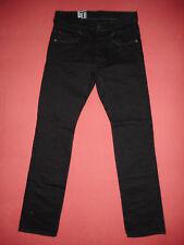G-Star Raw New Radar Slim Fit W32 L34  Mens Black Denim Jeans  N143
