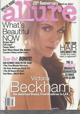 Victoria Beckham Allure Magazine Mar 2011 Ultimate Head to Toe Guide 20 Years
