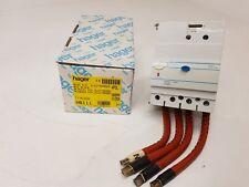 HAGER HB111 ELECTROMECHANIC ADD-ON BLOCK RCD 4P 125A 300mA 0,3A H125B