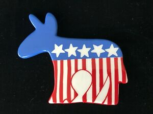 Coton Colors Happy Everything Democratic Donkey Attachment