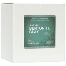 Bentonite Clay Powder - 10 Kilo FOOD GRADE - Healing-Detox-Bath-Face Mask