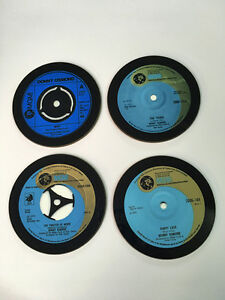 Donny Osmond Singles Collection 45 Great New Drinks COASTER Set