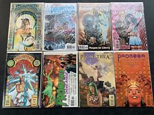 Lot Of 100 Alan Moore Comics - Promethea - Tom Strong - Americas Best - Top 10