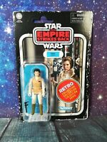 Star Wars The Empire Strikes Back Leia Retro Collection Figure KENNER