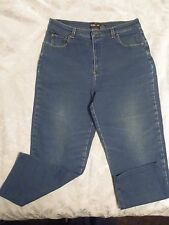 Style & Co. Womens Boot Cut Faded Blue Jean Size 16