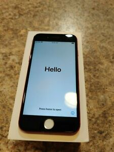 Apple iPhone 7 (PRODUCT)RED - 128GB - (Unlocked) A1660 (GSM +CDMA)