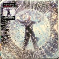 Peter Gabriel Growing Up Live [Half Speed Remaster] LP Vinyl Record Album Sealed